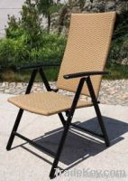 wicker&rattan chair