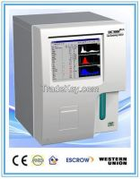 3 diff auto hematology analyzer