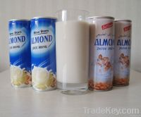 almond juice drink
