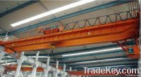 QD Type of Overhead Crane with Hook and lifting capacity of 160/32T
