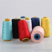 100% polyester sewing machine thread
