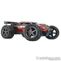 Traxxas E-Revo Brushless Monster Truck RTR with 2x Batteries