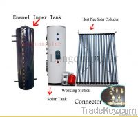 Solar Pipe Heat Collector