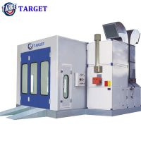 Car Spray Booth, Paint Booth, Paint Bake Oven