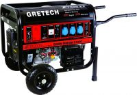 LPG/Natural Gas/Gasoline 3 in 1 Generators & Water pumps