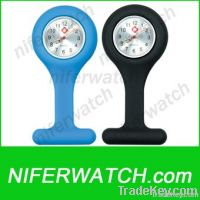 Fashion silicone new nurse watch