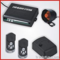 one way car alarm system
