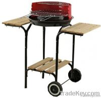Forest BBQ Grill