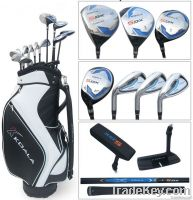 Golf Left Hand Club and Golf Set