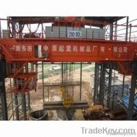 Overhead Hook Crane with 550/100T Lifting Capacity and 24m Lifting Hei