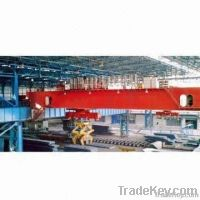 QC Type Hanging-beam Electromagnetic Overhead Crane with 16 + 16T Lift