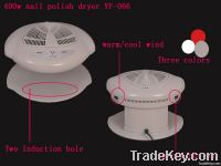 400w electrical automatic induction nail polish dryer