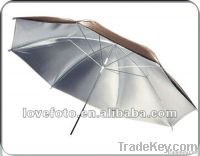 Photographic Equipment Gold/Silver Two Layer Umbrella