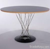 Isamu Noguchi Round Dining Table