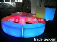 illuminated led bar stool/Flash bar stool