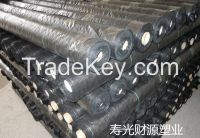 Hot selling custom made pp weed control mat for garden