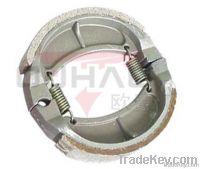 CG125 motorcycle parts brake shoe