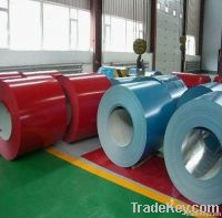 different kinds of prepainted galvanized steel