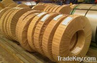 1002 Sand yellow ppgi coloured steel coils
