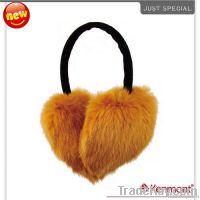 New Arrival Fashion Winter Earmuffs Rabbit Fur Earflaps