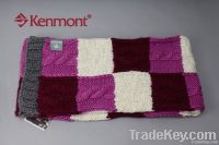 Top Selling Fashion Wool Scarf, Hand Knitted Scarf