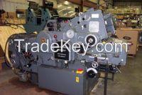 Heidelberg Kord 64 Offset Paper Printing Machinery