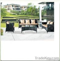 Patio Rattan Sofa Sets