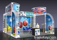 Trade show stand design and build