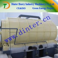 Xinxiang DTA tyre oil extraction machine with high quality