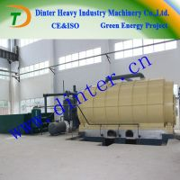 Newest design DTA waste plastics recycling machines in India