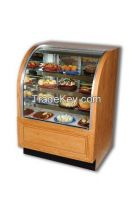 Refrigerated Bakery Display Cases COLDCORE INC. 1-877-817-6446 TOLL FREE