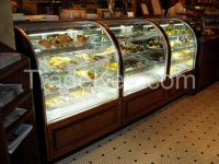 REFRIGERATED CANDY DISPLAYS | REFRIGERATED DISPLAYS | COLDCORE INC. 1-877-817-6446 TOLL FREE