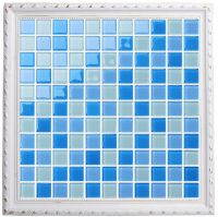 Crystal glass Mosaic tiles subway winning  jigsaw puzzle mosaic Wall tiles wall sticks