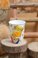 Bean world Girls and boys ceramic mugs with high quality