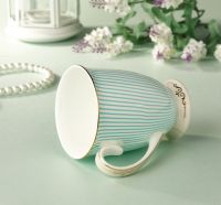High quality bone china ceramic mugs
