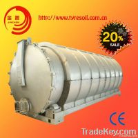 JZ Green Power waste plastic with high oiled