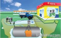 Oil Tank Volume Calibration System