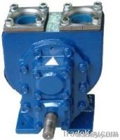 Surge controlled pump (products related to oil filling system)