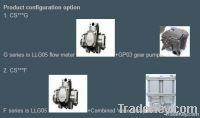 CS-32 Oil Adding Machine