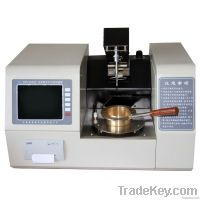 SYD-3536D Fully-automatic Cleveland Open Cup Flash Point Tester