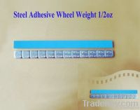 Fe OZ stick on wheel weight-1/4ozx