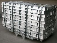 Aluminum Ingot 99.7% Purity