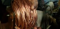 Copper Wire Scraps 99% Best Quality