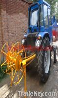 CABLE LAYING MACHINES& Cable Hauling
