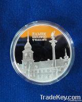 silver coine