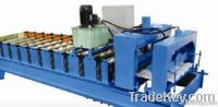 glazed tile roll forimg machine