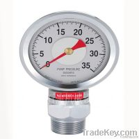 Mud pump pressure gauge, sensor, etc