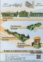 Two-roller straightening machine