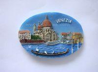 Resin souvenir 3d fridge magnet-Venice, Italy