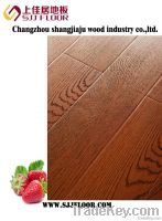 8mm/12mmLaminate flooring (sgs)embossment
